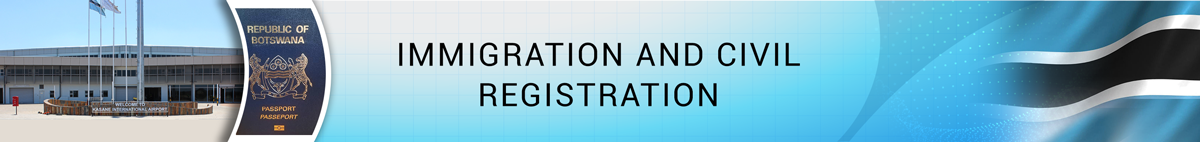 Immigration and Civil Registration